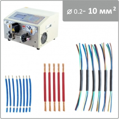 SWT-508JE2 (AM607-2) Станок для резки и зачистки провода