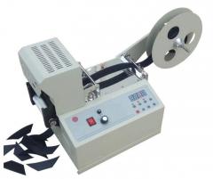 Станок для мерной резки тканных материалов со скошенным углом KNS MR-115