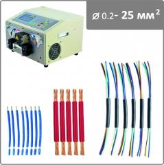 SWT508MAX-25 (AM-603-25) Станок для резки и зачистки провода
