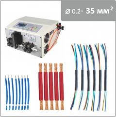 SWT508MAX-35 Станок для резки и зачистки провода