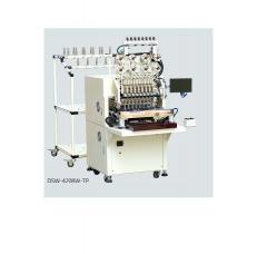 8-ми шпиндельная намоточная машина DSW-4208W-TP / 4208WT