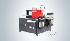 Гидравлический станок для гибки токопроводящих шин с ЧПУ DGWMX803E-3