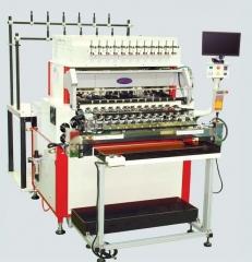 12-ти шпиндельная намоточная машина DSW-6012PT
