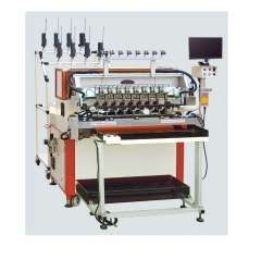 8-ми шпиндельная намоточная машина DSW-8008P