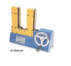 Ручной/механизированный станок для формования сердечников типа EI