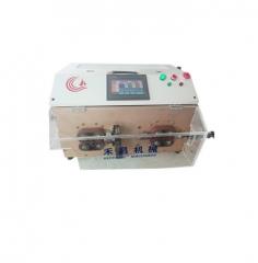 Станок для резки и зачистки проводов с двойной изоляцией HC-608K