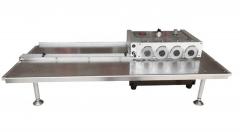Станок для разделения печатных плат KNS-C668B с 4-мя лезвиями