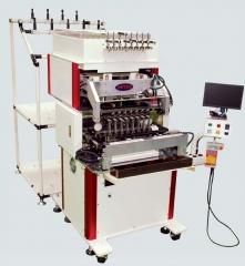 8-ми шпиндельная намоточная машина DSW-4208PT