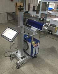Волоконный лазерный маркиратор WLD-fiber