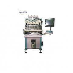 Автоматический станок для рядовой намотки с 4-мя шпенделями WH-2004