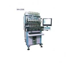 Автоматический станок для рядовой намотки с 6-тью шпенделями WH-2006