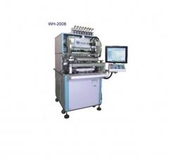 Автоматический станок для рядовой намотки с 8-ю шпенделями WH-2008