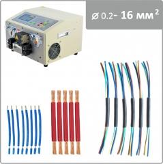 SWT508-MAX16 Станок для резки и зачистки провода