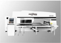 Координатно-пробивной сервопресс C ЧПУ D-ER300