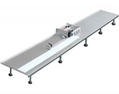 Станок для разделения печатных плат KNS-C668B с 3-мя лезвиями