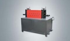 Прави́льный станок для правки токопроводящих шин шин MX-160